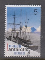 Australian Antarctic Territory ASC 127 2001 Australians In The Antarctic Discovery,Nimroid,used, - Used Stamps