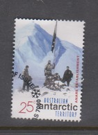 Australian Antarctic Territory ASC 135 2001 Australians In The Antarctic,Setlement And Science,ANARE,used - Used Stamps