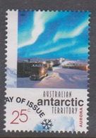 Australian Antarctic Territory ASC 137 2001 Australians In The Antarctic,Setlement And Science,Aurora,used - Used Stamps