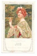 CPA JOB MAXENCE 1901 ART NOUVEAU - Illustrateurs & Photographes