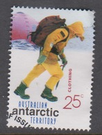 Australian Antarctic Territory ASC 139 2001 Australians In The Antarctic,Setlement And Science,Clothing,used, - Used Stamps