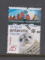 Australian Antarctic Territory ASC 143 2001 Australians In The Antarctic Tourism,used - Used Stamps