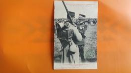 Malzeville - Le General Bailloud Remettant La Medaille Militaire Au Sergent Khrech Du 153e - Francia