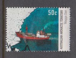 Australian Antarctic Territory ASC 154 2003 Antarctic Ships .50c Magga Dan,used - Used Stamps