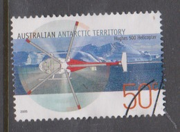 Australian Antarctic Territory ASC 160 2005 Aviation.50c Helicopter,used, - Used Stamps