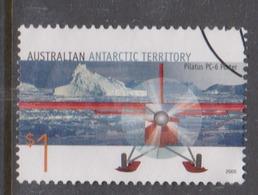 Australian Antarctic Territory ASC 162 2005 Aviation, $ 1 Pilatus PC-6,used, - Used Stamps
