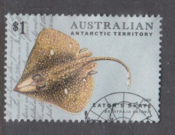 Australian Antarctic Territory ASC 167 2006 Fishes  $ 1 Eaton's Skate,used, - Used Stamps