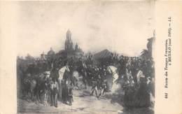 MILITARIA - EXPEDITION DU MEXIQUE - ENTREE DES TROUPES FRANCAISES A MEXICO ( MAI 1862 ) - Altre Guerre