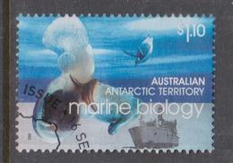 Australian Antarctic Territory ASC 174  2008 International Polar Year,$ 1.10 Marine Biology,used - Used Stamps