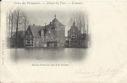 Leuven - Louvain - Ordre Des Prémontrés - Abbaye Du Parc - Moulins Portes St. Jean Et St. Norbert - 1900 - Leuven