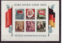 DDR, Block 8 B* (K 5488b) - Blocks & Kleinbögen