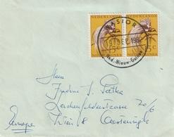 Brief Met Stempel Wasior - Nouvelle Guinée Néerlandaise