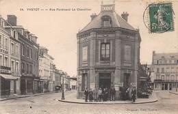 YVETOT - Rue Ferdinand Le Chevallier - Yvetot