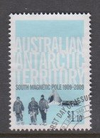 Australian Antarctic Territory ASC 178 2009 Centenary Of First Expedition To South Pole,$ 1.10 Tend,used, - Used Stamps
