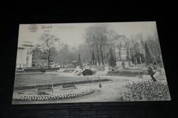 9193     GAND, PARTIE DES JARDINS - 1913 - Gent