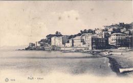 1907- Cartolina Pegli Villini Viaggiata - Genova (Genoa)