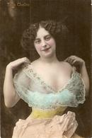 """Bella Chelito"" Nice Vintage  Spanish Postcard - Femmes"