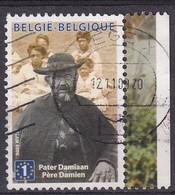 Belgium 2009, Pater Damiaan, Minr 4014 Vfu - Usati