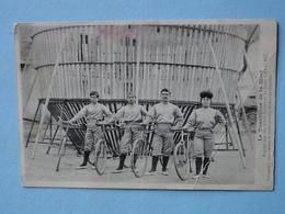 DECAZEVILLE  (Aveyron) -- Les Catalani - Le Tourbillon De La Mort - Circo