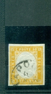 Italien Sardinien, König  Nr.11 C Gestempelt - Sardegna