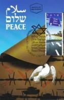ISRAEL, 1994, Maxi-Card(s), Jordan Peace Treaty, SG1256, F5479 - Tarjetas – Máxima