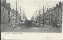 Gent - Gand - L'Avenue Du Parc - Gent