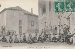 30  TAVEL   BOULEVARD NATIONAL   VOYAGEE 1911 - Frankreich