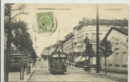 CP.Bruxelles-Schaerbeek (ex-Collection DELOOSE) - (Les TRAMWAYS TRAM BRUXELLOIS) Avenue ROGIER TRAM 329 (Bourse à Rogier - Schaerbeek - Schaarbeek