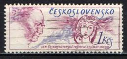 CECOSLOVACCHIA - 1990 - Karel Svolinsky (1896-1986) - USATO - Gebraucht