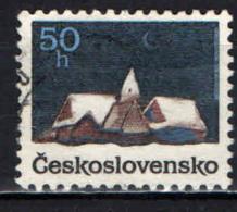 CECOSLOVACCHIA - 1990 - Christmas - USATO - Gebraucht