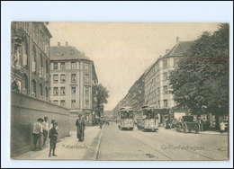 XX008215/ Dänemark Kobenhavn Kopenhagen Straßenbahn 1907 AK - Danimarca