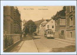 XX008196/ Idar A.d. Nahe Untere Hauptstraße Straßenbahn 1912 AK - Unclassified
