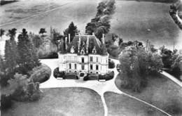 AIGRE - Château De Crève-Coeur - Vue Aérienne - (CPSM Petit Format) - France