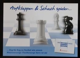 Chess Carte Postale - Publicité