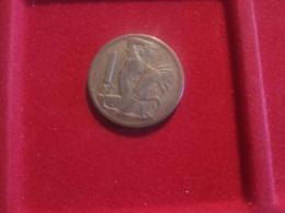 CECOSLOVACCHIA  1 Korun 1922 - Czechoslovakia