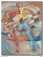 CPM Comite International Olympique Patinage Par Hans Erni - Cartes Postales