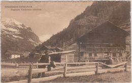 1930circa-Gressoney Saint Jean Frazione Valdobbia Inferiore, Non Viaggiata - Aosta