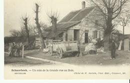 CP.Bruxelles-Schaerbeek (ex-Collection DELOOSE) - Un Coin De La Grande Rue Au Bois - W0280 - Schaerbeek - Schaarbeek