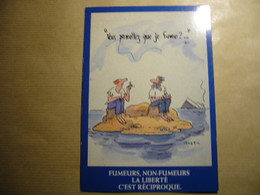 1 Carte Postale ED UBIQUE GROUP - Publicité