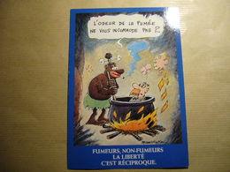 1 Carte Postale ED UBIQUE GROUP - Reclame