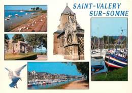 80 - Saint Valery Sur Somme - Multivues - Carte Neuve - Voir Scans Recto-Verso - Saint Valery Sur Somme