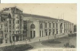CP.Bruxelles-Schaerbeek (ex-Collection DELOOSE) - Palais Des Sports 1923 - W0292 - Schaarbeek - Schaerbeek