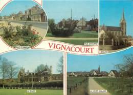 80 - Vignacourt - Multivues - Voir Scans Recto-Verso - Vignacourt