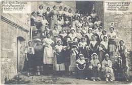 VILO-NOVO D' AVIGNOUN - Festo Prouvençalo 22-23 Jun 1913 - Souveni De La Fièro - Countadin Provençau (2021 ASO) - Villeneuve-lès-Avignon