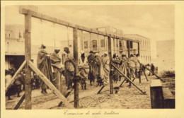 """1911/12-""""Guerra Italo-Turca,Tripoli-esecuzione Di Arabi Traditori""""assolutamente Perfetta - Guerres - Autres"""