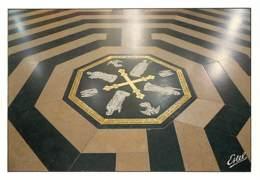 80 - Amiens - La Cathédrale Notre Dame - Le Labyrinthe - Carte Neuve - Voir Scans Recto-Verso - Amiens
