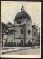 Switzerland - Geneve - The Synagogue - Jewish