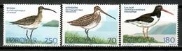 Faroe Islands 1977 Feroe / Birds MNH Aves Vögel Oiseaux Uccelli /  Cu15424  23-22 - Pájaros