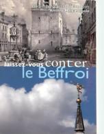 80 - Amiens - Laissez Vous Conter Le Beffroi - Carte Du Service Patrimoine Et Tourisme D'Amiens Métropole - Carte Neuve - Amiens