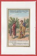 CHROMOS - Chocolat GuérIn Boutron - Le Théhâtre A Travers Les Ages - La Comédie à Rome - Guérin-Boutron